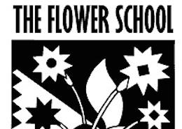 The Flower School web design